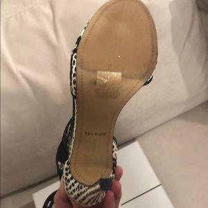 Dolce Vita Shoes - Dolce Vida Havoc Ankle Strap High Heel Pump.
